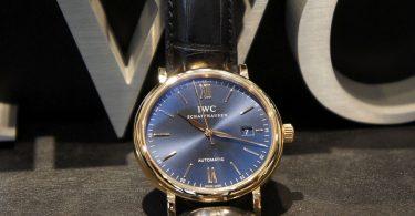 IWC Schaffhausen Portofino Automatic in 18 Karat Rotgold