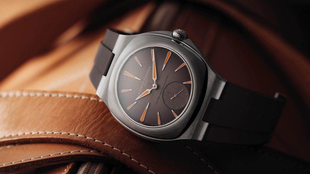 Luxoriöse Uhr von Laurent Ferrier