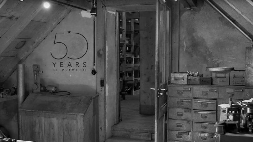 Dachboden in Le Locle in dem Charles Vermont die Bauteile und Werkzeuge für das El Primero Werk versteckt hat