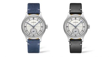 The LONGINES Heritage Classic erhältlich in zwei unterschiedlichen Armbandvarianten