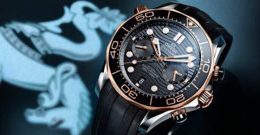 OMEGA Seamaster Diver 300M Chronograph von OMEGA (RFZ.210.22.44.51.01.001)
