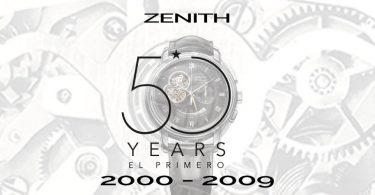Header 50 Jahre ZENITH EL Primero Teil 5